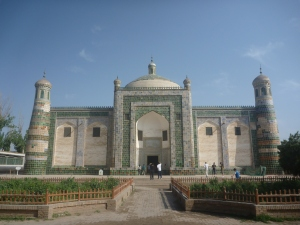 The tomb of Abakh Hoja