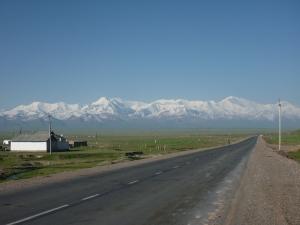 Not the Pamir Highway.