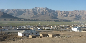 Murghab is quite picturesque – if viewed from a distance.
